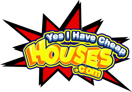 Yes we have cheap houses logo